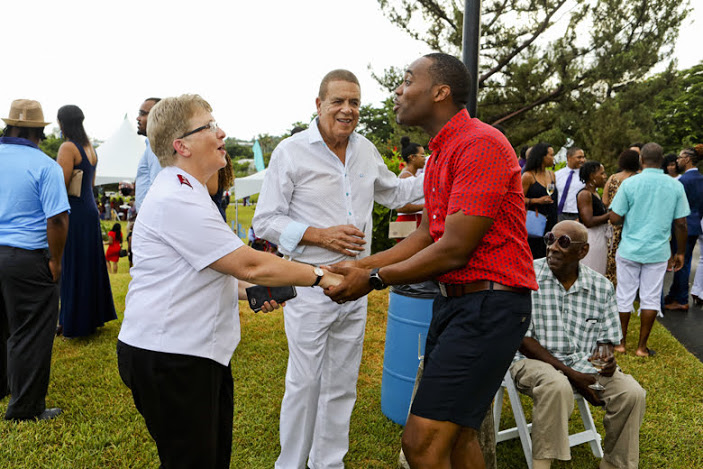 Cup Match Reception At Camden Bermuda July 2019 (7)