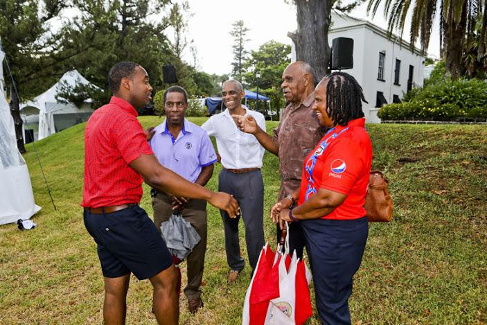 Cup Match Reception At Camden Bermuda July 2019 (8)