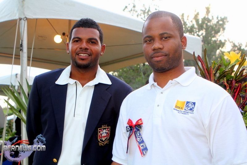 Premier's Cup Match Reception At Camden Bermuda, July 30 2012 (33)