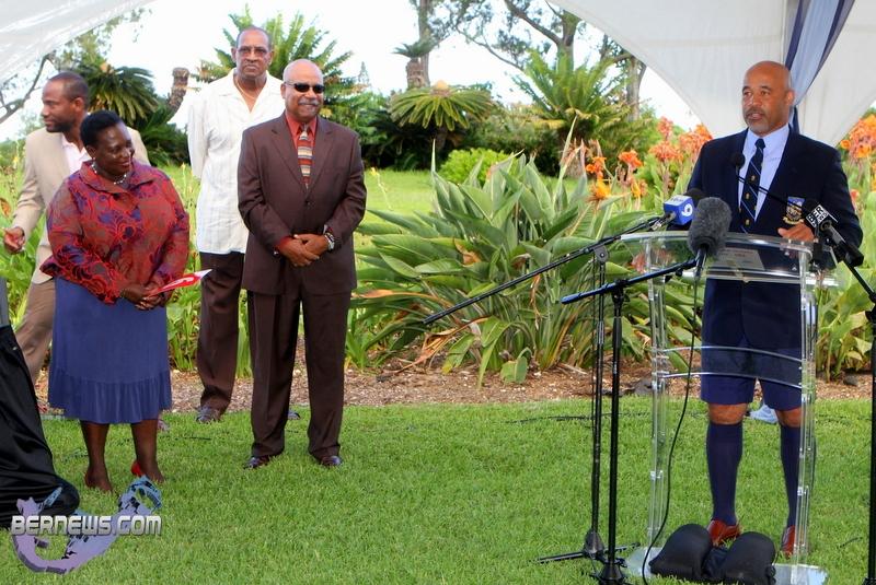 Premier's Cup Match Reception At Camden Bermuda, July 30 2012 (4)