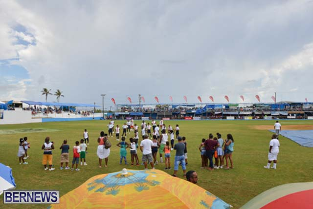 Photo Set #1 Second Day Of 2013 Cup Match 45